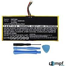 11.84Wh Li-Polymer 3.70V 3200mAh KML Battery for Toshiba Excite Go Mini 7 AT7-C8 AT7-B AT7-C PA5183U-1BRS