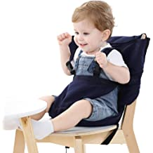 Portable Black Nylon Baby Kids High Chair 5 Point Harness Safety Seat Belt Tool/&