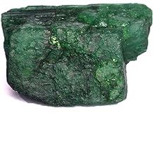 Uncut Rough Emerald Gem Protection Green Emerald Healing Crystal 101.00 Ct Natural Raw Emerald