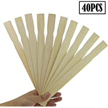 """Mix Epoxy by Woodpeckers Hardwood Paint Stirrers for Wax 21"""" Paint Sticks"""