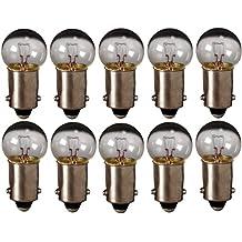 Used with 2 AA Cells **10 PACK** Eiko 222 Miniature Light Bulbs