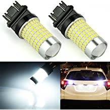 STI Projector LED Reverse Light Bulbs T20 7440 7441 7443 7444 for Subaru WRX