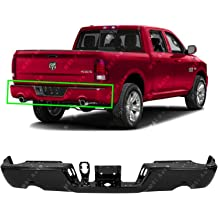 MBI AUTO Steel Rear Step Bumper Assembly for 1994-2002 Dodge RAM Pickup 94-02 CH1102332 Primered