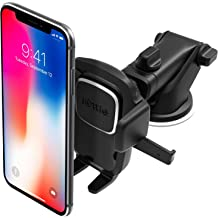 2 Rectangle LeeKooLuu Mount Metal Plates Replacement Kits with 3M Adhensive for Magnetic Car Mount Holder 2 Pack