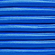 """1//4 1//2 inch Crafting Stretch String 10 25 50 /& 100 Foot Lengths Made in USA 1//8/"""" 5//8 PARACORD PLANET Elastic Bungee Nylon Shock Cord 2.5mm 1//32 5//16 3//8 1//16 3//16"""