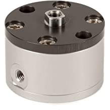 Double Acting 1-1//8 Bore Diameter x 2 Stroke Maximum Pressure of 250 PSI Fabco-Air I-121-X-E Original Pancake Cylinder Switch Ready with Magnet
