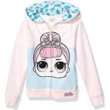 Surprise L.O.L Girls Hoodie Pullover Sweatshirt Diva Woobie Hood