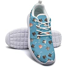 Women Girls Happy Halloween Spooky Town Canvas Sneakers Sports Non-Slip Limited Edition Walking Shoes