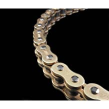 Chain Type: 428 Chain Application: All 92 Links Natural Color: Natural Chain Length: 92 EK Motor Sport 428 Standard Series Chain