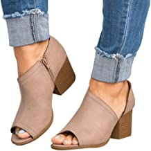 Gyouanime Women Slippers High Heel Platform Peep Toe Slipper Hollow Carved Slippers Summer Wedges Shoes