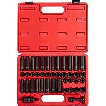 Sunex 450717 3//4-Inch Drive 17-mm Hex Driver Impact Socket