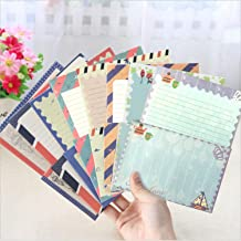 Letter Writing Paper Letter Sets 48PCS DLOnline Writing Stationery Paper