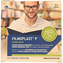 Filmoplast Sticky Self Adhesive Embroidery Backing Stabiliser-17cm Wide x Length