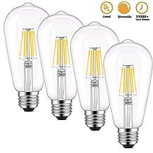 200-Lumen Medium Base Daylight 25-Watt-Replacement GE Lighting 28939 Clear Finish Light Dimmable LED A15 Ceiling Fan Bulb 2.5 2-Pack Standard 2