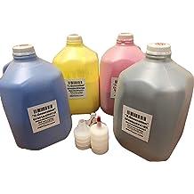 CF500A X - CF503A X AAA Toner Refill Kit for HP Color M254 Glossy, Shinny Black, Cyan, Magenta, Yellow, 4-Pack M281 1,000g x 4 M280