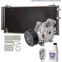 A//C Kit w//AC Compressor Condenser Drier�For Chevy Tahoe Silverado Cheyenne Pickup GMC Sierra Yukon BuyAutoParts 60-82400CK New