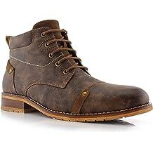 Ferro Aldo Garrett MFA19623L Mens Casual Cap Toe Formal Oxford Dressing Shoes
