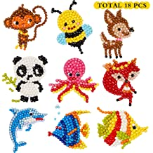 KTHOFCY DIY Diamond Painting Kits for Adults Kids Bird Pumkin Full Drill Embroidery Cross Stitch Crystal Rhinestone Paintings Pictures Arts Craft Wall Decor Painting Dots Kits 15.7X11.8 in