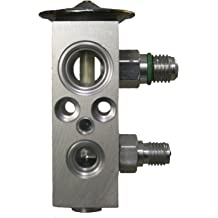 TCW Quality A//C Expansion Block 18-33010 with Perfect Vehicle Fitment
