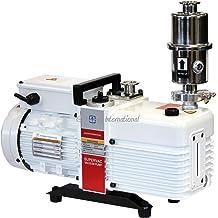 21 cfm 220V Across SV21.220 SuperVac Corrosion-Resist Commercial Grade 2-Stage Pump