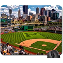 Legends Never Die Pittsburgh Pirates PNC Park Framed Photo Collage 11 by 14-Inch