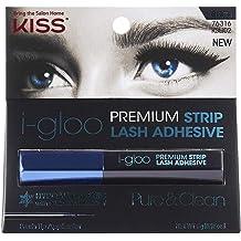532ddb9bae5 i Envy by Kiss iconic 3D Angle & Volume Lashes NATURAL ICON 12. QAR 35. Kiss  I-Gloo Strip Lash Adhesive Black