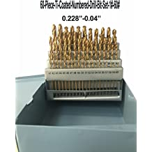 ARTU USA 01510 7-Piece Multi Purpose Drill Bit Set