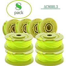Ryobi 4 Pack Of Genuine OEM Replacement String Head Assemblies # 309562005-4PK