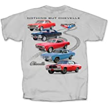 Joe Blow Chevy Corvette 69-72 Stingray T-Shirt CV2SG-GY