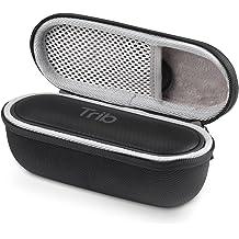 KLJKUJ Soft Silicone Case Shockproof Waterproof Protective Sleeve for J BL Charge3 Bluetooth Speaker Blue