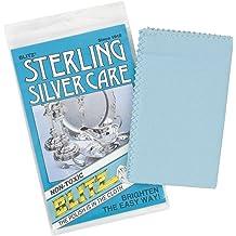 Blitz 20610 2-Pack Lacquered Shine Polishing Cloth