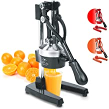 Manual Juicers Newly Stainless Steel Manual Fruit Juicer Heavy ...