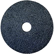 Pack of 25 Weiler 60601 Tiger Aluminum Resin Fiber Sanding /& Grinding Disc 36 Grit 4-1//2 Diameter 5//8-11 Hub, 4-1//2 Diameter 5//8-11 Hub