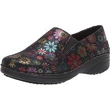 Black Multi Spring Step Professional Womens WOOLIN-Light Uniform Dress Shoe 9 Medium US