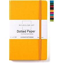 Orange R Premium Notepad Blank 8.25 x 11.75 R182007 Rhodia Staplebound