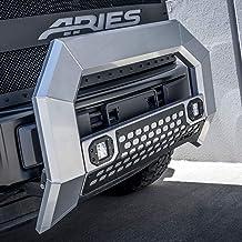 3500 2500 ARIES 2555004 AdvantEDGE Chrome Aluminum 53-Inch Truck Running Boards for Select Dodge Ram 1500
