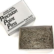 "Prym Dritz Bank Pins #24 - 1 Lb Box 1-1//2/"" Heavy Steel Straight Pins"