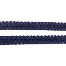 D/ÉCOPRO Large 3//8 inch Green LX07 Sold by The Yard Gold Basic Trim Cord with Sewing Lip Style# 0038AXL Color: Peony Red