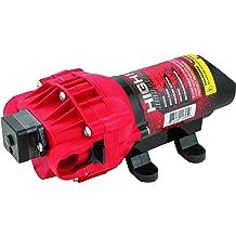 2.2 GPM Diaphragm Water Pump w// Quick Attach Ports 70 psi Lawn Sprayers Boats RV