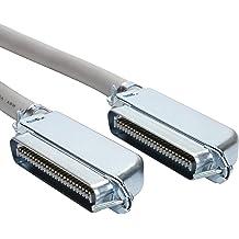 Amphenol FO-MPOSPLTRLC-005 MTP//MPO QSFP to 4 OM3 Duplex LC Breakout Fiber Optic Cable 5 m