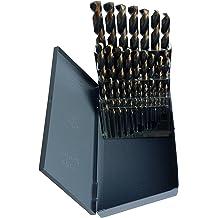 Drill America 18.50mm High Speed Steel 2MT Metric Taper Shank Drill Bit DWDTS Series