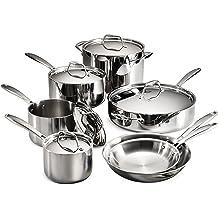 TRAMONTINA Dessert Spoon Set Stainless Steel 17cm COSMOS 63950040