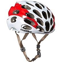 No Visor Matte Black Catlike Mixino Ventilated Bike Helmet Unisex Medium