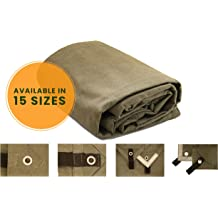 Performance Tool W7004 Reinforced Water Resistant Multi Purpose Heavy Duty Silver Tarp Camping /& Shelters Ideal for Tarpaulin Canopy Tent Boat 8-Feet X 10-Feet RV Or Pool Cover 10mil Perfect for Backpacking