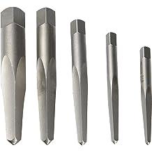 5-Piece Mayhew Pro 37332 Screw Extractor Set