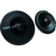 Sony XS-R4645 4 x 6 200W Max XSR Series 4-Way 4 ohms impedance Car Audio Coaxial Stereo Speakers Renewed