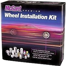 Set of 4 M14 x 1.5 Thread Size McGard 24210 Chrome Cone Seat Wheel Locks