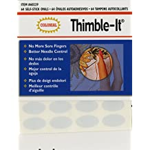Colorbok SM200 Under Thimble 8 Per Package