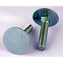 1//4-20x1 1//2, QUANTITY 100 FT ZINC CR+3 INCH GRADE 2 FLAT COUNTERSUNK HEAD ELEVATOR BOLT
