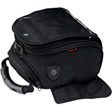 LianLe Motorcycle Tank Bag,Waterproof Small Fuel Tank Bag with Strong Magnetic for Riding Organizer,Oxford/Outdoor Sport Bag